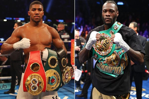 Wilder: Joshua Afraid To Fight Me; Parker Too Good For Him