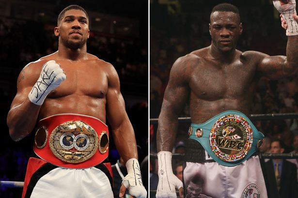 Wilder: I Want The Biggest Fight Vs 'The Baddest Man' Joshua, Will Knock Him Out