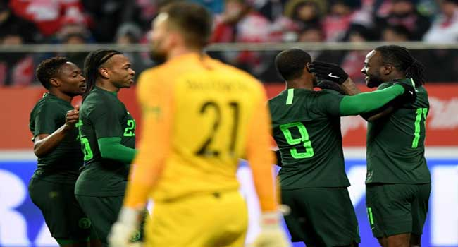 Poland 0-1 Nigeria: See List of Winners In Complete Sports' Predict And Win Competition
