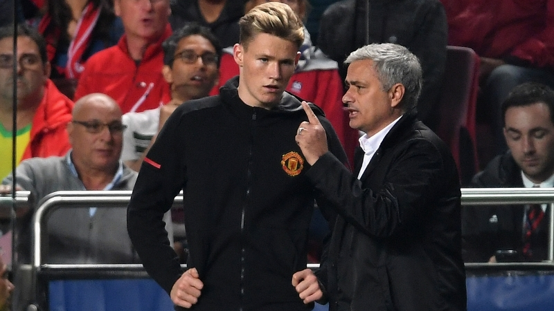 Mourinho: 'Humble' McTominay Is Special, Always Willing To Learn