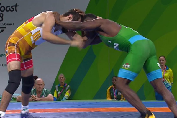 Nigeria's Onyebuchi To Battle For Women's Wrestling Gold; Two Men Contest For Bronze