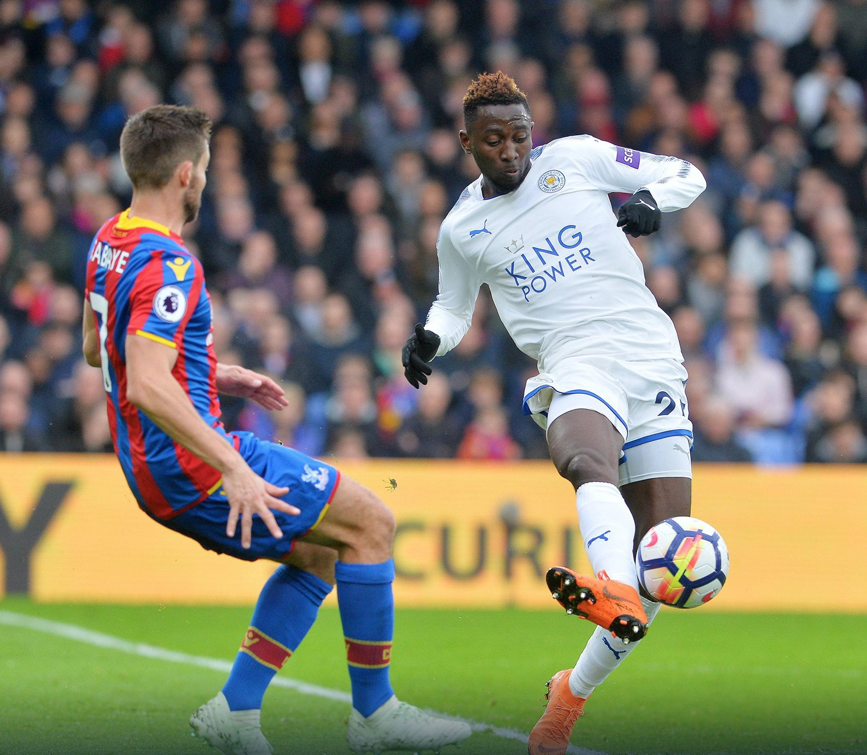Puel: Ndidi Injury Left Leicester Imbalanced Against Palace