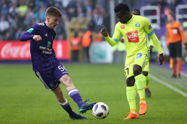 Newcastle Interested In Signing Moses Simon From Gent