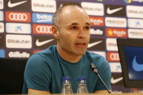 Iniesta Announces Barcelona Departure, Won't Stay In Europe