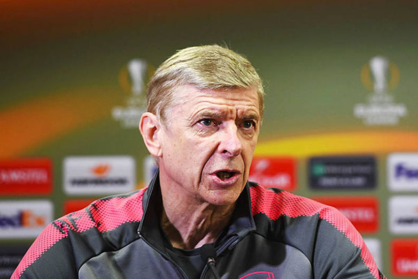 Wenger Focuses On Europa League Trophy, EPL Finish Above Burnley; Wants Wilshere Stay