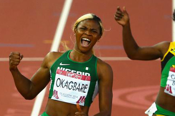 Asaba 2018:  Okagbare Pulls Out Of 100m, 200m
