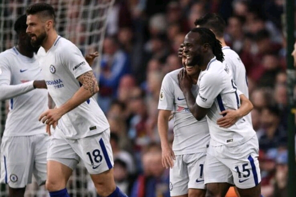 Delighted Moses: Chelsea Won't Give Up On EPL Top Four, UCL Ticket
