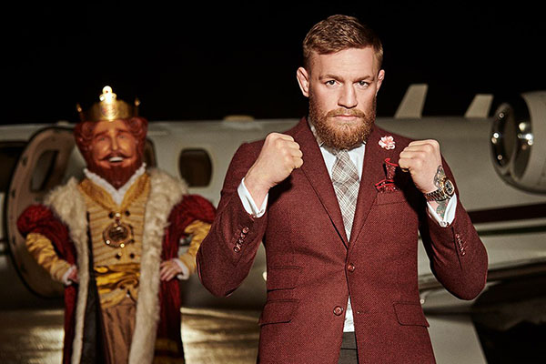 UFC Superstar McGregor Arrested, Charged With Assault