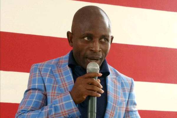 Nigeria's Igali Voted Vice-President Of Commonwealth Wrestling Board