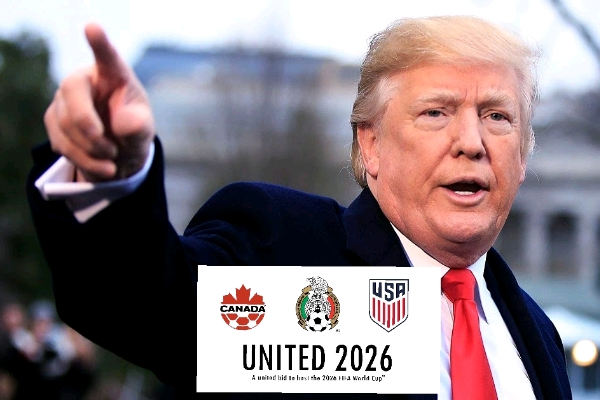 Trump Warns: Don't Dare To Oppose USA World Cup Hosting Bid