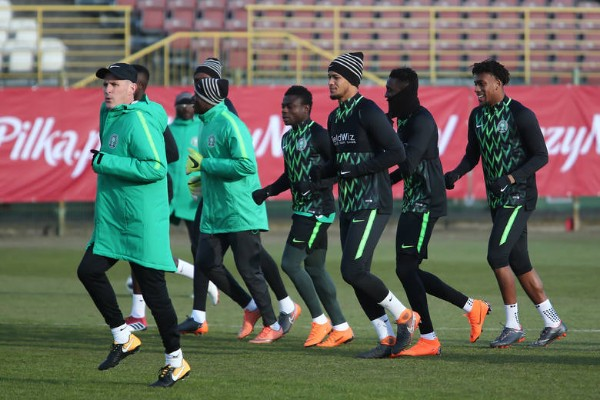 Super Eagles Rise In FIFA Ranking; Argentina, Croatia, Iceland Drop