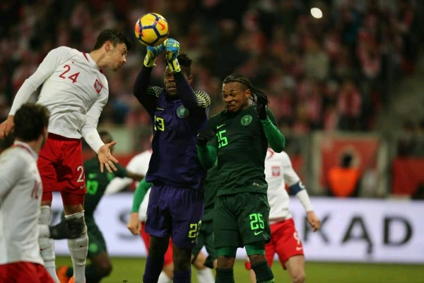 Rohr: Uzoho Good Enough To Be Super Eagles No.1; Won't Fear Messi, Others