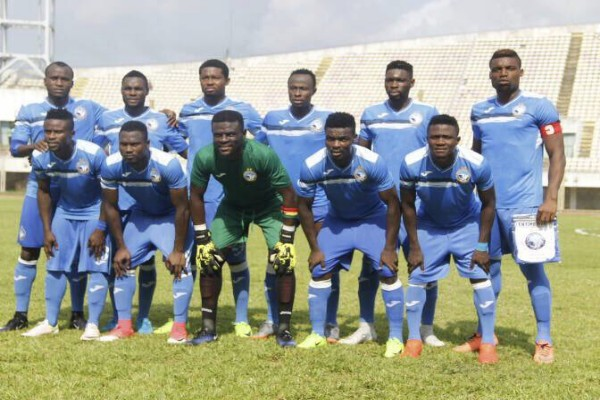Enyimba's Dauda Relieved To Reach CAFCC Group Stages, Ready For Any Opponents