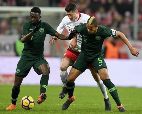 Eguaveon: Super Eagles Defence Strong, Rohr Will Have Selection Headache