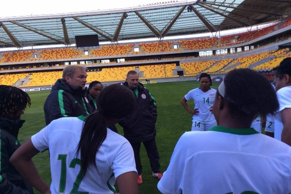 Oparanozie, Okobi Upbeat Super Falcons Will Improve After Defeat To France