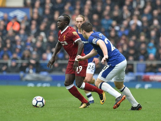 Salah Out As Liverpool Hold Everton In Merseyside Derby