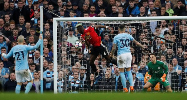 Pogba Stars As Man United Delay City Party With Comeback Win