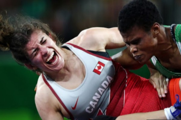 Gold Coast 2018: Adeniyi Claims Gold In Women's Wrestling, Bibo Settles For Men's Silver