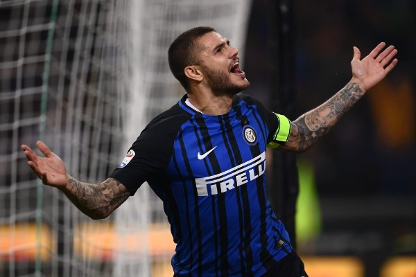 Argentina Coach ​​Sampaoli Considers Icardi Recall As Aguero Back-Up