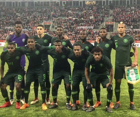 Eguaveon: Win Vs Croatia Crucial To Super Eagles' Progress In Russia
