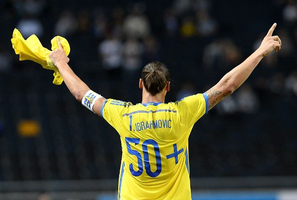Swedish FA: No World Cup Return For Zlatan