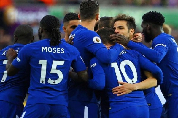 Moses Hails Chelsea's Massive 3 Points' Feat At Swansea, Eager For Liverpool Clash