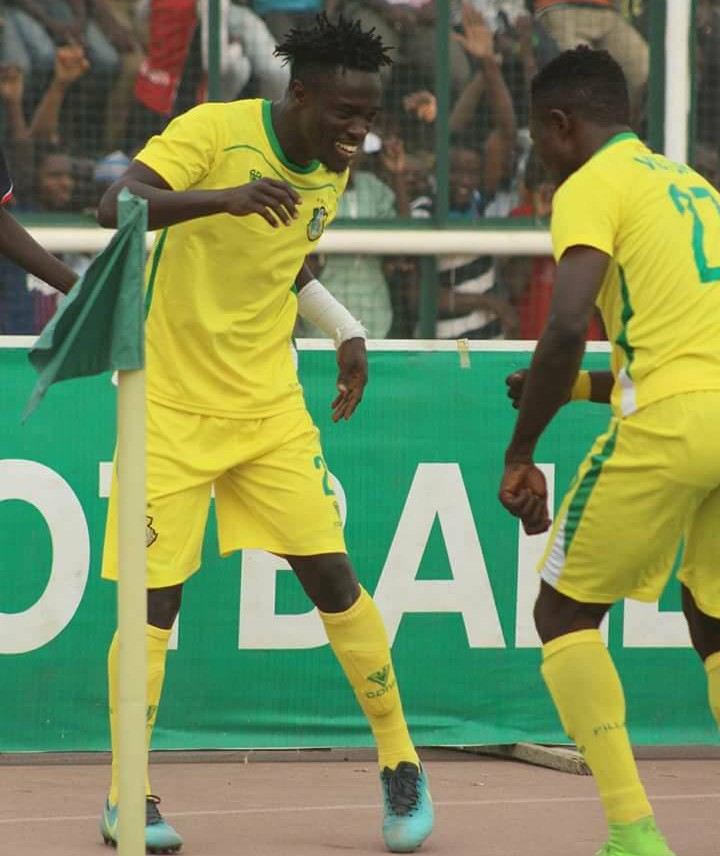NPFL: Lokosa Happy To End Goal Drought, Insists Pillars On Course  For The Title