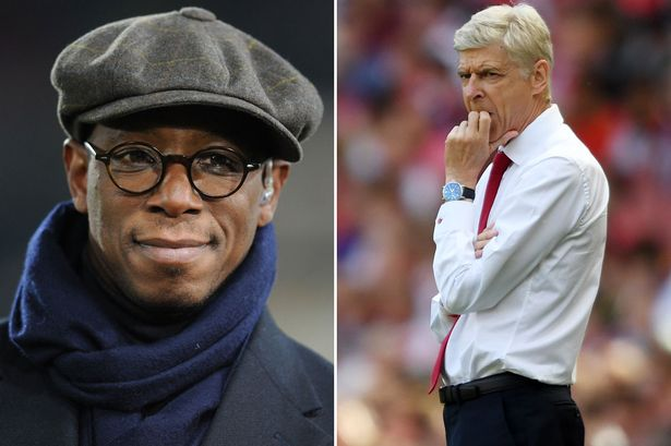 Wright: Wenger Didn't Resign, He Was Sacked By Arsenal