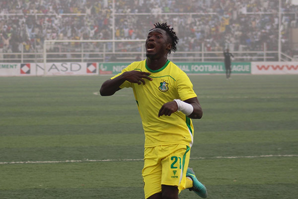Lokosa: I Can Help Solve Super Eagles' Striker Problem