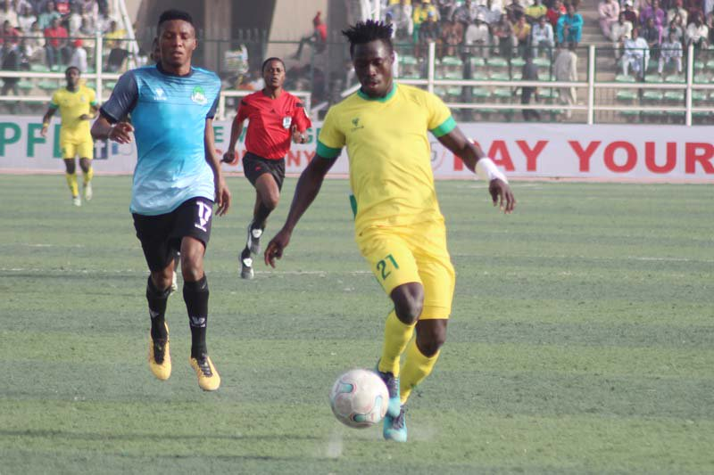 NPFL Hotshot Lokosa's Move To Ludogorets In Doubt Over Trials
