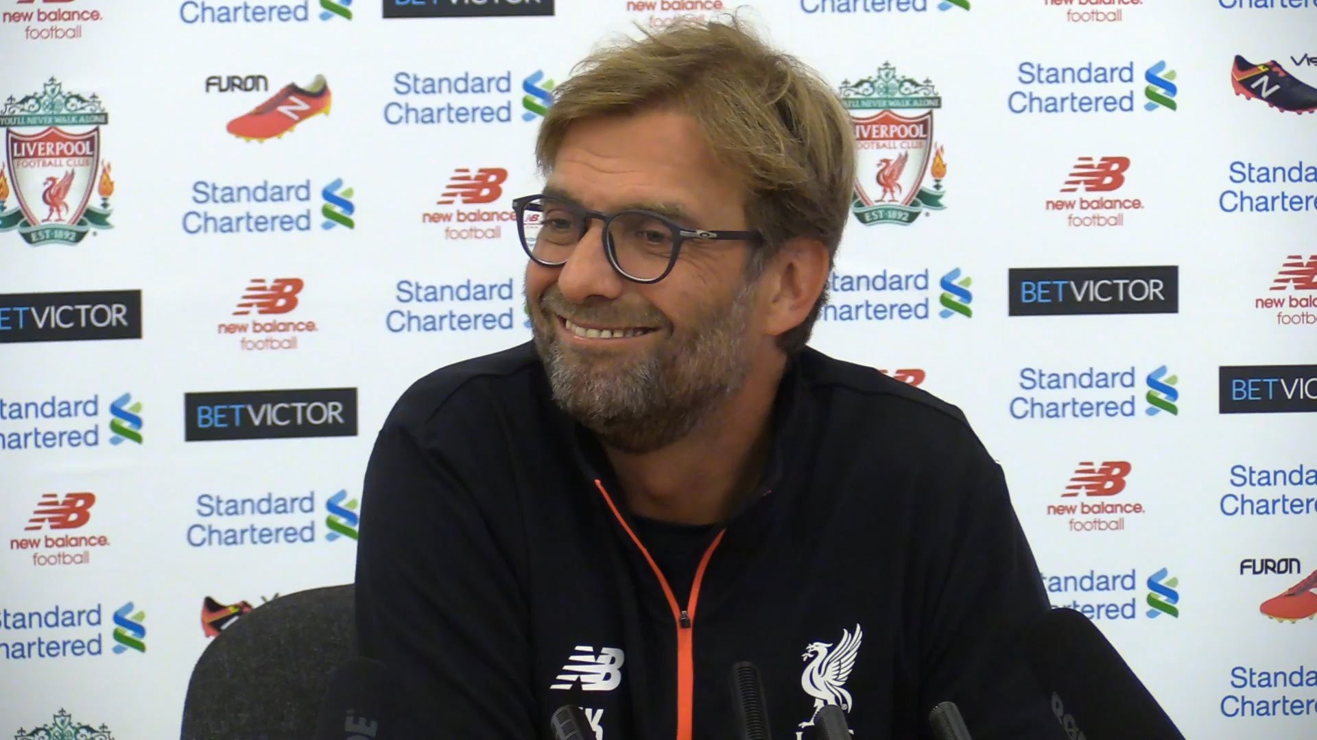 Klopp: Liverpool Not Champions League  Favourites Vs Man City