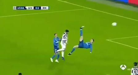 In Case You Missed It: CR7's Sublime Overhead Kick