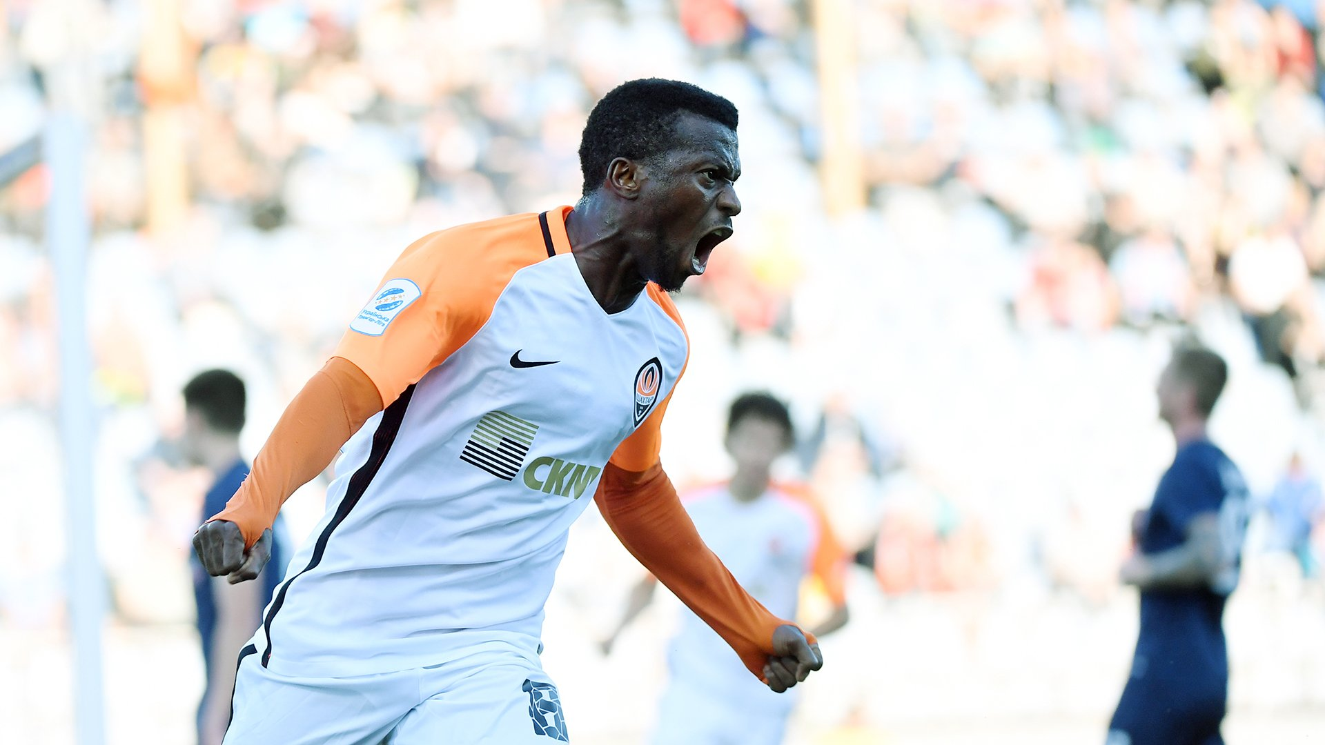 Olanrewaju Targets League Title With Shakhtar Donetsk