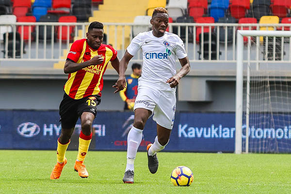 Omeruo Delighted To Help Kasimpasa Win 2-0 At Goztepe