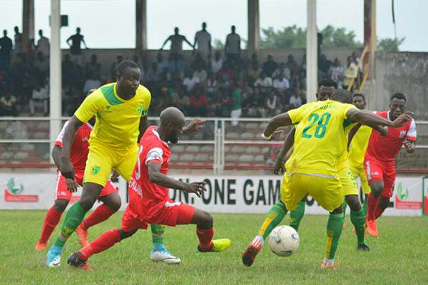 LMC Fine MFM, Plateau United Over Misconduct