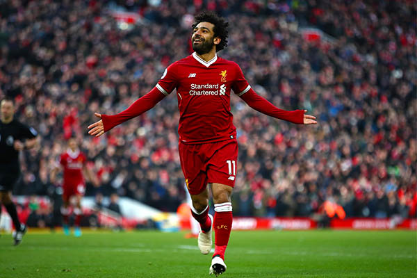 Salah Confident Liverpool Can Win Champions League This Season