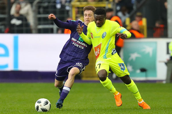ROUND-UP: Simon Inspires Gent To Beat Anderlecht; Success Starts In Malaga Win, Balogun Benched