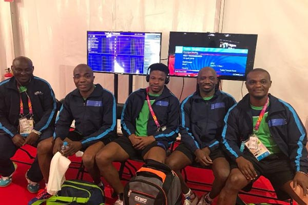 Nigeria T/Tennis Team: Why We Lost Commonwealth Games Final To India