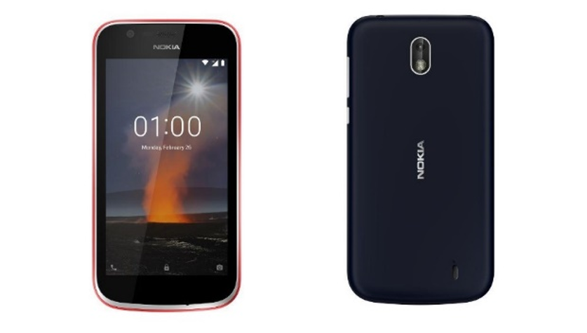 Nokia 1 Arrives In Nigeria