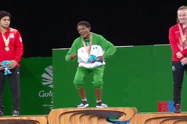 Gold Coast 2018: Adekuoroye, Oborodudu Win Gold In Women's Wrestling, Daniel Claims Bronze