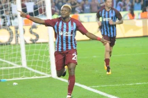 Onazi To Rejoin Trabzonspor From World Cup Break July 13