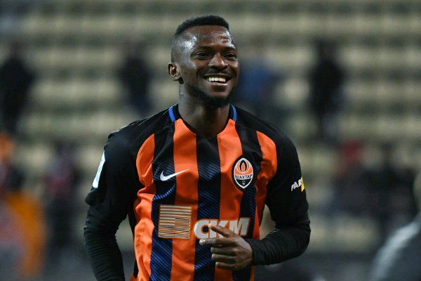 Kayode's Shakhtar Donetsk To Depart For Austria Ahead Second Phase Of Pre-seasoon Tour