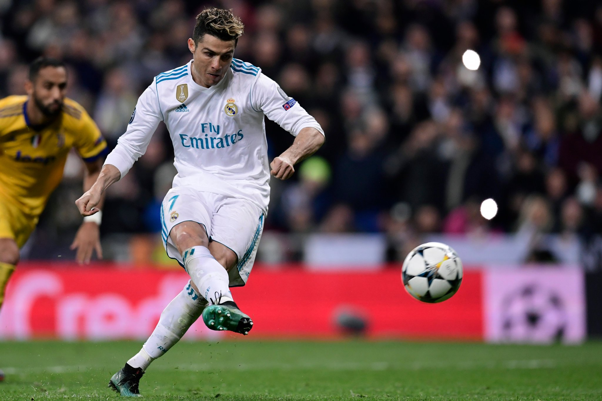 UCL: Real Madrid Survive Juventus Scare To Reach Semis, Bayern Advance
