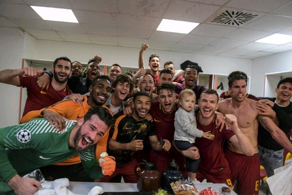 Roma Hero Dzeko: I've Never Seen Barcelona Struggle So Much