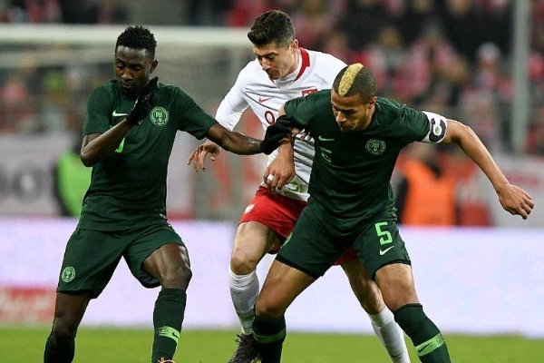 Siasia Happy With Eagles' Rise In FIFA Ranking, Sure Team Will Improve