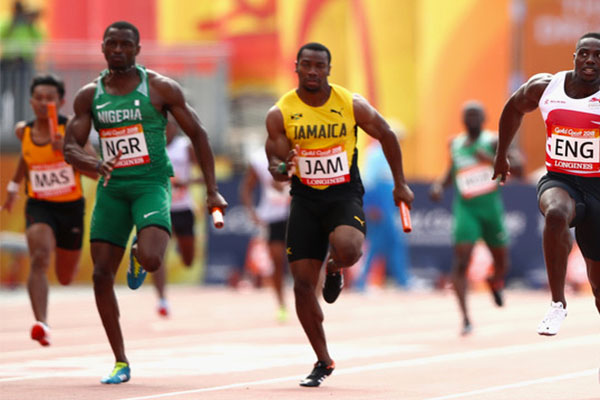 Gold Coast 2018: Nigeria's 4x100m Relay Team Reach Final