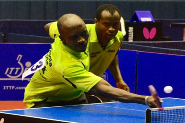 Gold Coast 2018: Quadri, Toriola Crash Out Of Men's Table Tennis Doubles