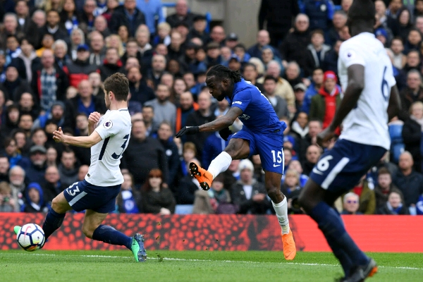 Conte Won't Blame Moses For Spurs Equaliser, Rues Missed Top Four Chance