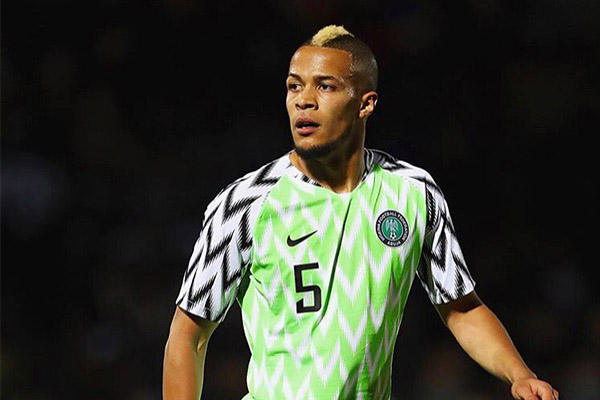 Ekong Confident Eagles Can Qualify 2019 AFCON