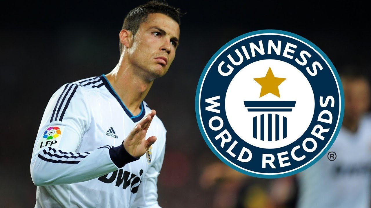 These 4 Cristiano Ronaldo Achievements Should Be Listed In The Guinness Book Of World Records